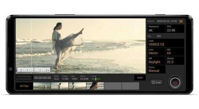 ⏪ مميزات هاتف  Sony Xperia 10 II ::