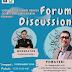 FORUM DISCUSSION IV : Ancaman Resesi Ekonomi Indonesia, Generasi Muda Harus Membawa Perubahan