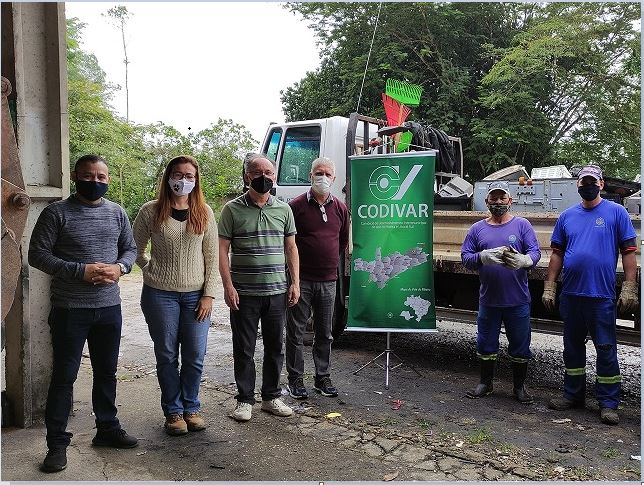 Registro-SP participa de programa regional de logística reversa para resíduos eletroeletrônicos