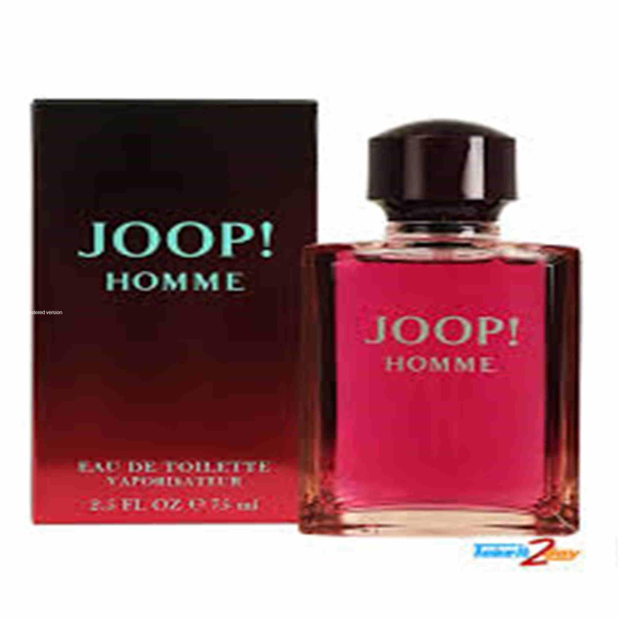Joop Homme Perfume 125 ml