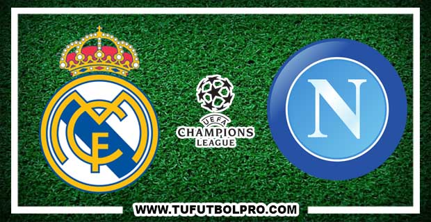 Ver Real Madrid vs Napoli EN VIVO Por Internet Hoy 15 de Febrero 2017