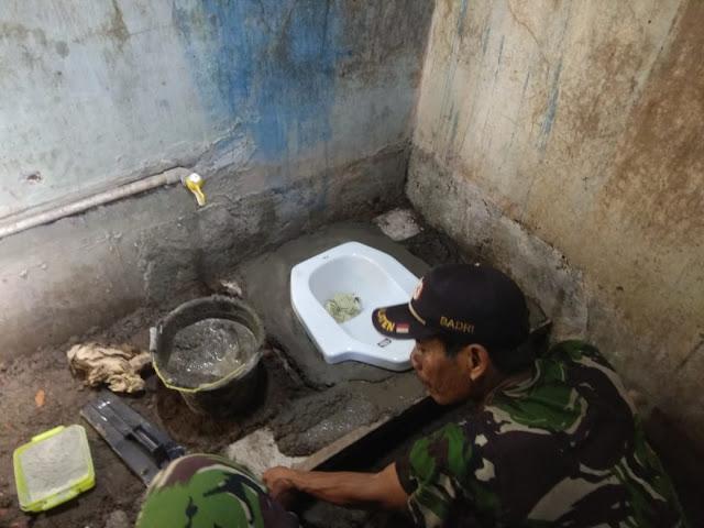 Karya Bakti Wujud Kemanunggalan TNI Dan Rakyat