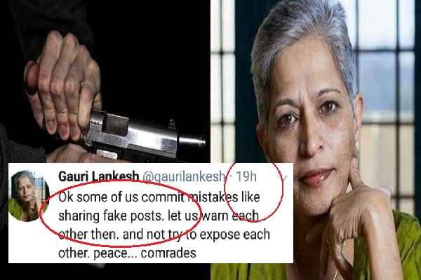 journalist-gauri-lankesh-exposed-her-gang-sharing-fake-posts