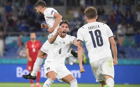 Τουρκία - Ιταλία 0-3 : Εντυπωσιακή η Ιταλία στην πρεμιέρα !