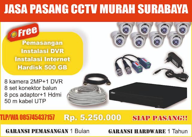jasa pasang cctv murah surabaya no  2 - 085745437157