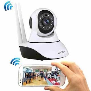 Security camera - Wireless IP 09 Fleetworkers