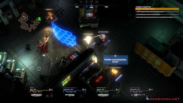 Tridents Wake Gameplay Screenshot 3