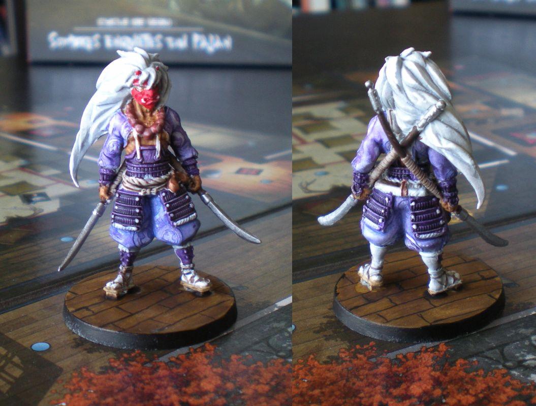 Les samouraïs de Bawon-sama - Page 2 Noburo