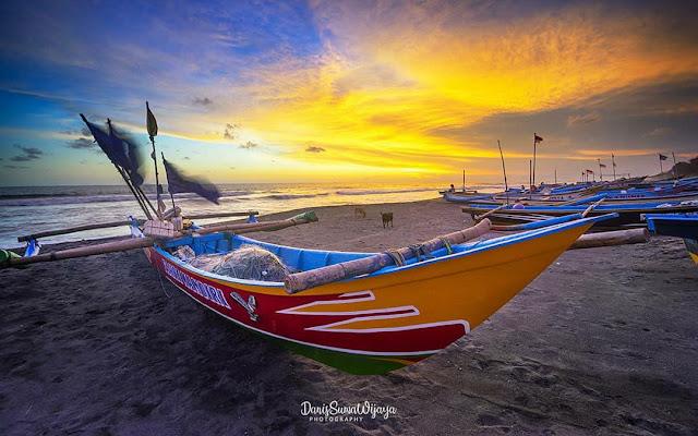 Pantai Samas Jogja, Pesona Laguna yang Mempesona