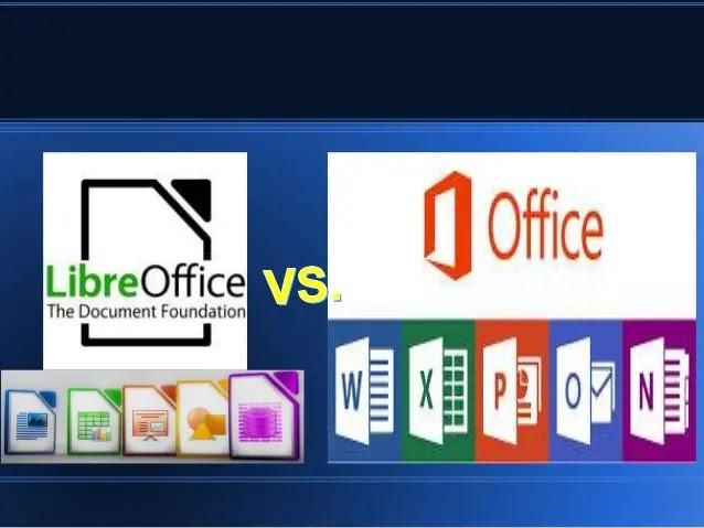 مقارنة بين LibreOffice و Microsoft Office ما هو الاختلاف بينهما وأيهما أفضل بالنسبة لك؟