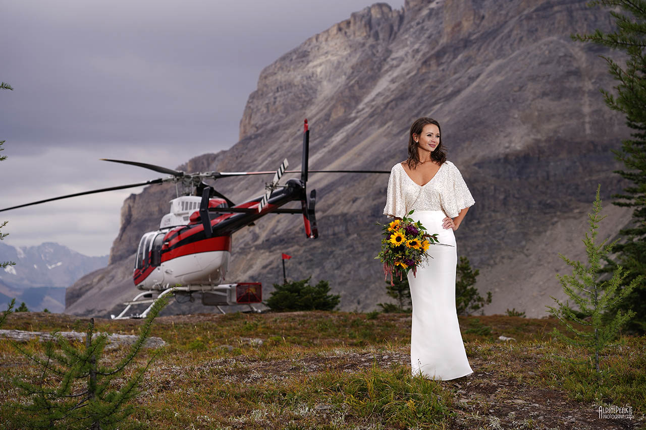 Choosing the Best!  The Elope in Banff Team