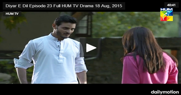 Diyar e dil episode 18 august 2015 - Go video dvd recorder