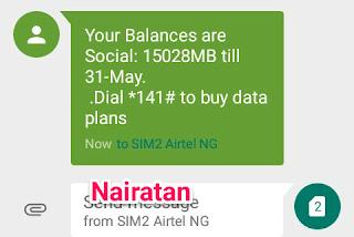 Airtel free mb cheat 2017 may