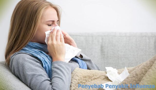Gejala Penyakit Influenza