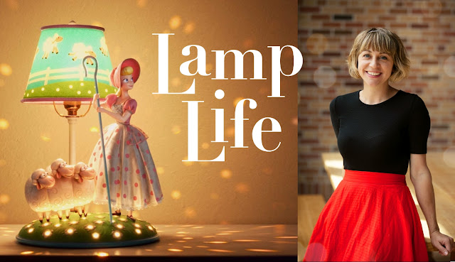 Pixar Lamp Life Interview with Director Valerie LaPointe