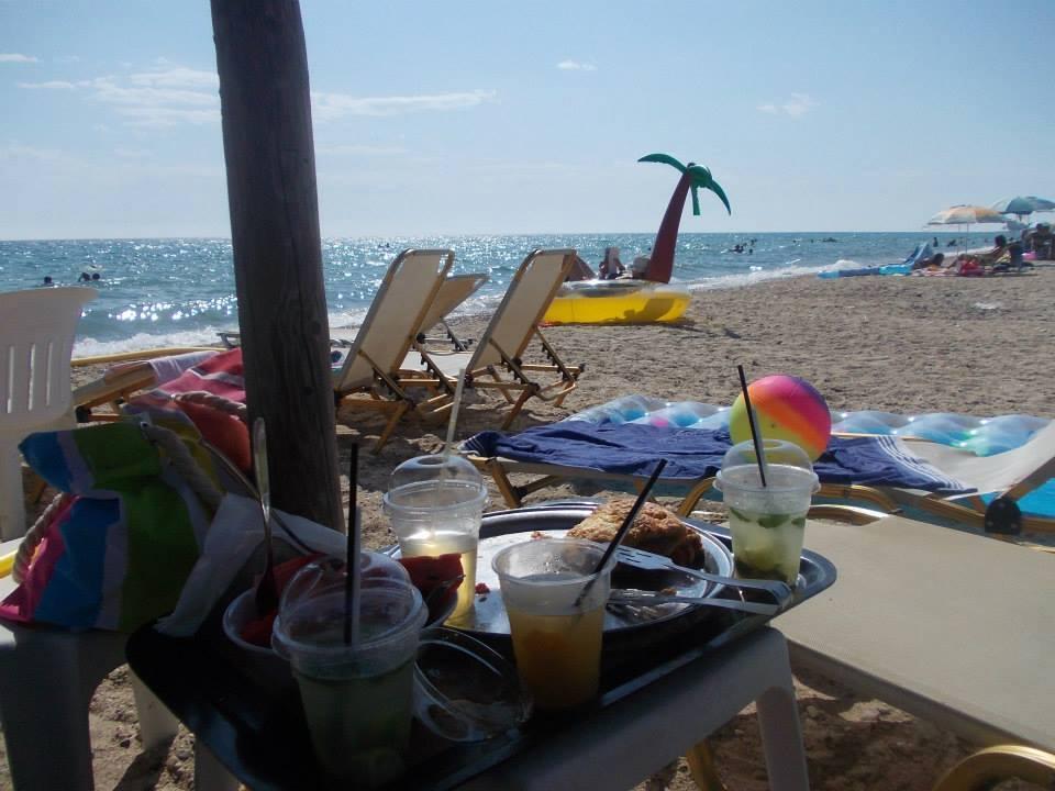 29χρονος άρπαξε τσάντα από παραλία στο Παλιούρι