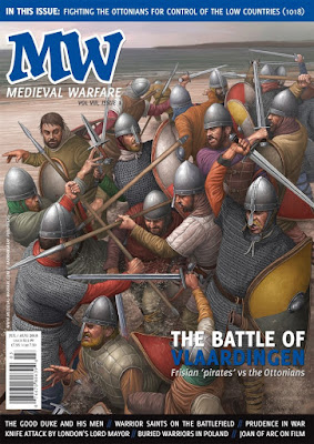 Medieval Warfare VIII-3, Jul-Aug 2018
