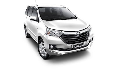 Grand New Toyota Avanza Warna White