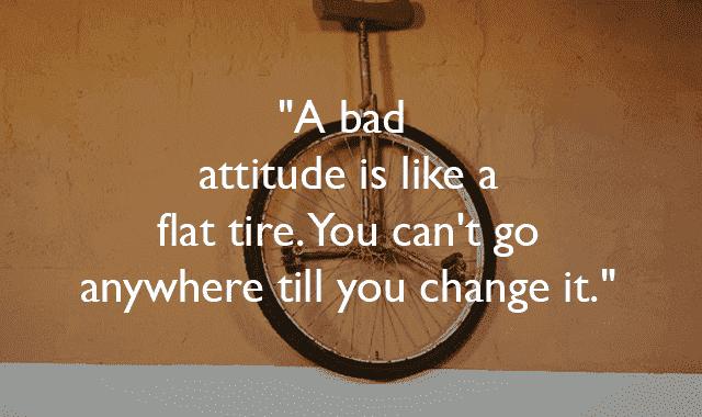 life quotes on attitude