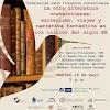 """Invitación al conferencia """"La otra literatura costarricense: esoterismo, viajes y narrativa fantástica en los inicios del siglo XX"""""""