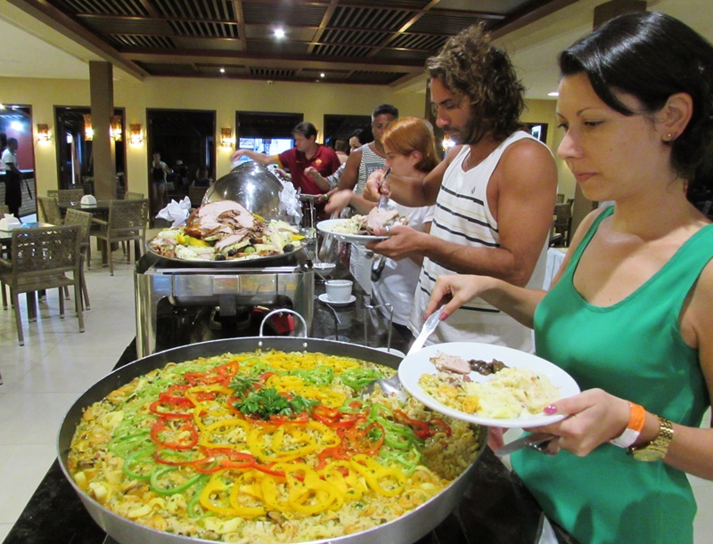 Porto de Galinhas Hotel com jantar