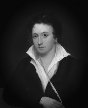 About P B Shelley