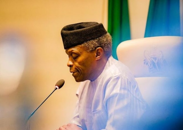 'Fight Back Or Resign' - Arewa Youths Tell VP Osinbajo
