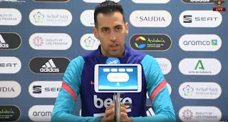 'The team is getting better and better':  Busquet speaks on Barca recent performance