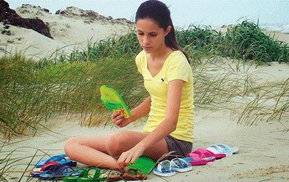 Madison Robinson, joven emprendedora