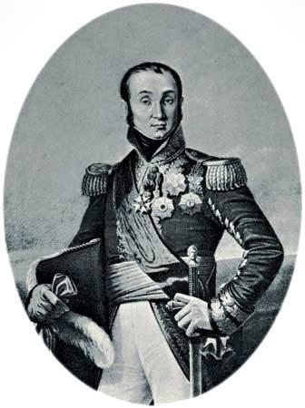 Nicolas-Charles Oudinot, duc de Reggio.
