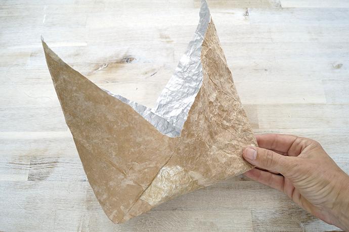 Fertiggenähte Bento Bag
