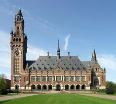 International Court of Justice at Hague