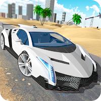 Car Simulator Veneno Mod Apk