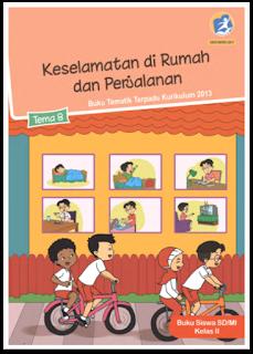 download gratis buku tematik kelas 2 tema 8