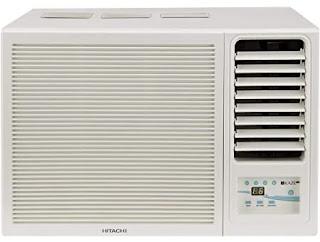 Hitachi 1-Ton 3 Star Window AC (RAW 312 KWD)