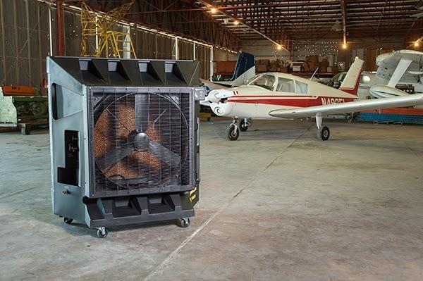 Port A Cool 36 Quot Evaporative Cooler Portable Air