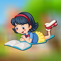 Avm Reading Girl Escape