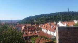 Prague, một trong những thành phố đẹp nhất Cộng hòa Séc.