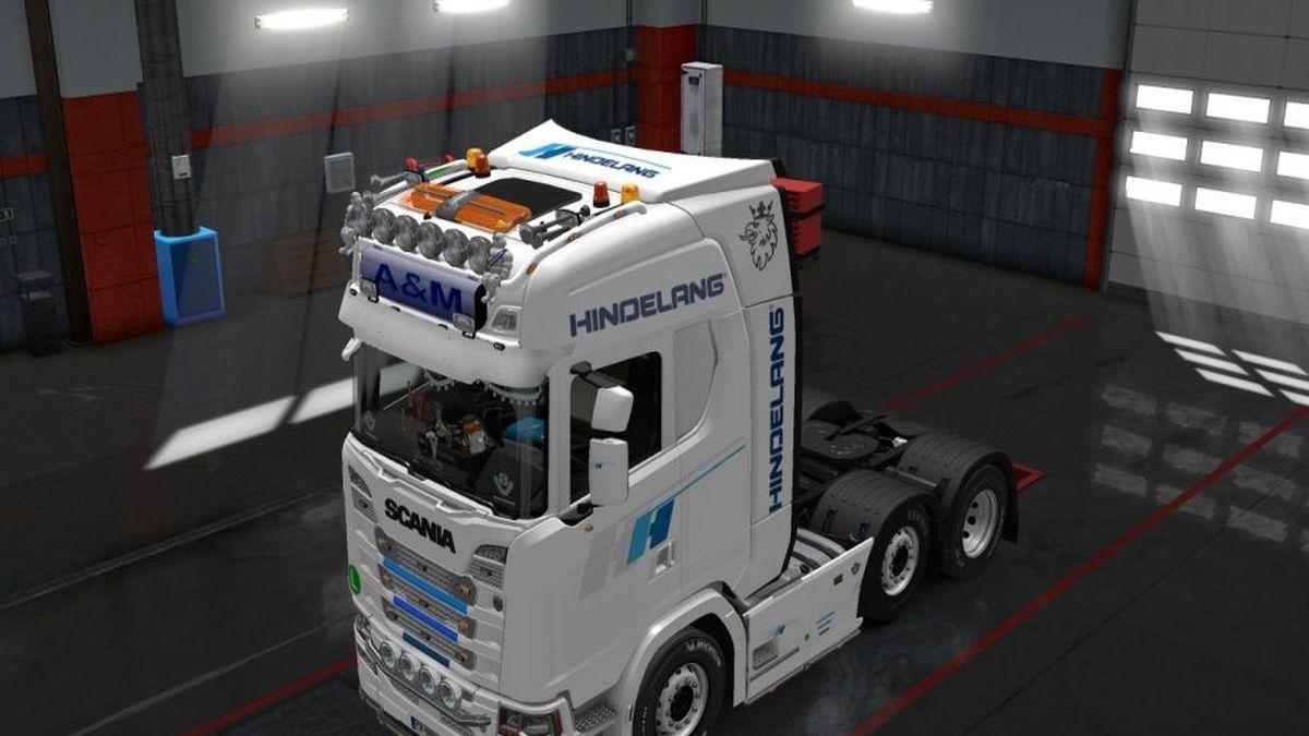 Hindelang Skin for Scania S