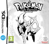 Pokemon Light Platinum DS