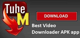 aplikasi untuk mendownload video dari youtube tubemate