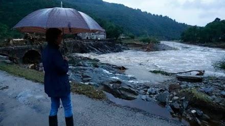 Γαλλία: Δύο αγνοούμενοι έπειτα από πλημμύρες