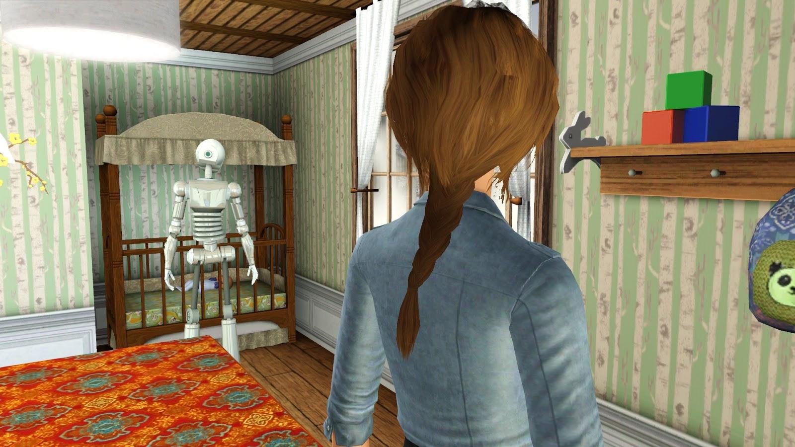 Sims 3 Plumbot Names