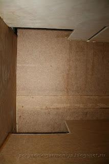 кукольный домик шаг за шагом, этапы строительства кукольного домика