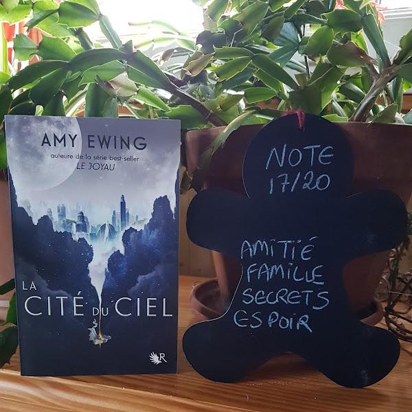La cité du ciel, tome 1 de Amy Ewing