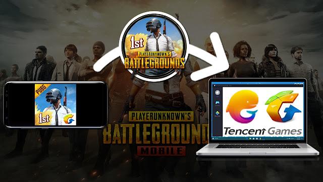 نسخ وتشغيل لعبة pubg من الهاتف الى محاكي الاندرويد tencent gaming buddy بعد ازالة علامة اضافة الملفات
