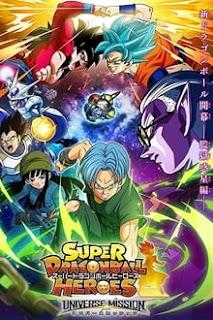 Dragon Ball Heroes (2018) Torrent – WEB-DL 720p   1080p Dublado / Legendado Download