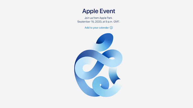Apple Announces a special event themed Time Flies for September 15th!