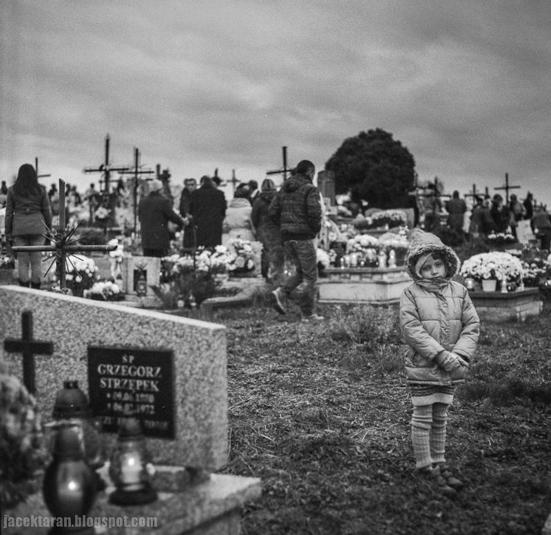 cmentarz, dziecko, grób, czesław milosz, zapomnij, jacek taran