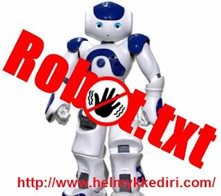 Mengatasi URL Dicekal Robot Webmaster
